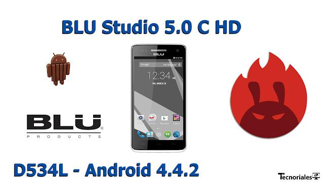 Blu Studio 5.0 C HD antutu benchmark andorid 4.4 kitkat