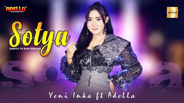 Lirik lagu Yeni Inka ft Adella Sotya dan terjemahan