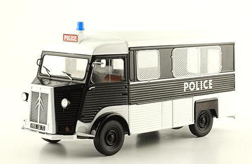 collection citroën 1/24a Citroën Citroën Type HY Police