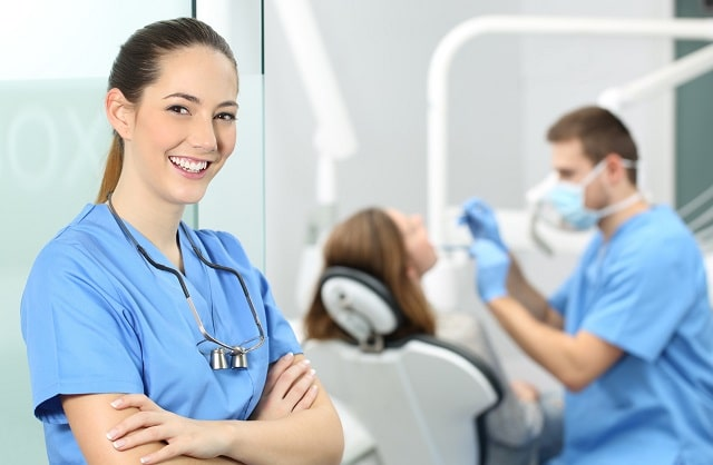 dental assisting career dentistry job