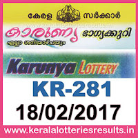 http://www.keralalotteriesresults.in/2017/02/18-kr-281-karunya-lottery-results-today-kerala-lottery-result.html