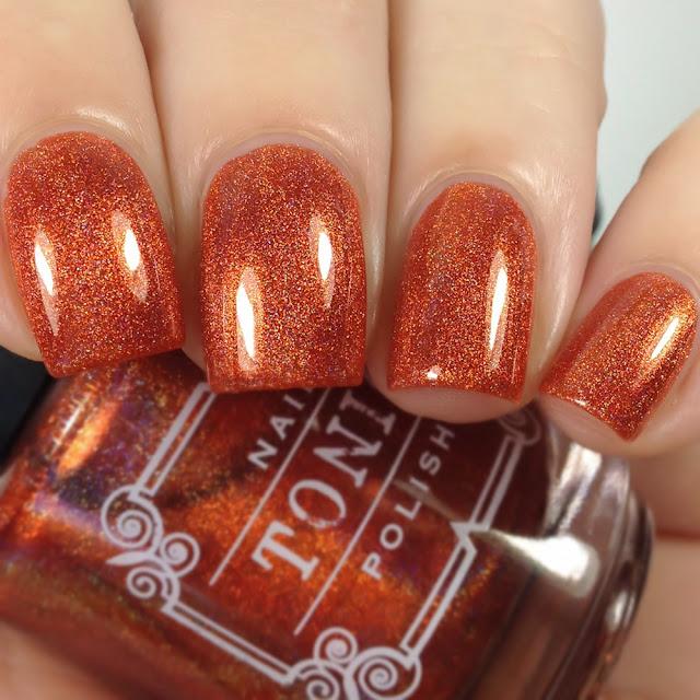 Tonic Polish-The Greatest Pumpkin
