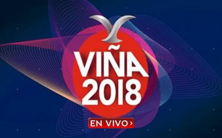 Evento Viña del Mar 2018 en vivo online dio inició este martes 20 de febrero.