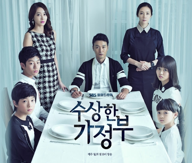 Drama Korea The Suspicious Housekeeper Subtitle Indonesia