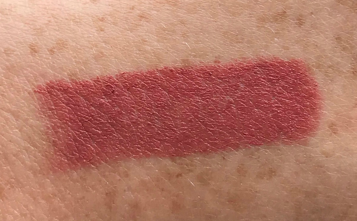 KOSAS Undone Weightless Lipstick Swatch
