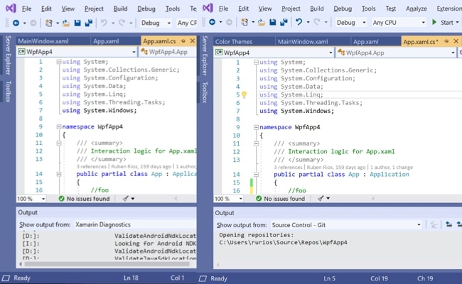 Visual Studio for programming for CSE students