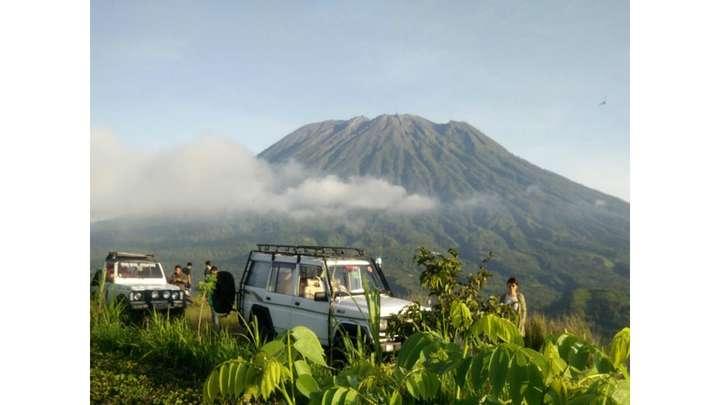 Salak Agro Jeep Sunrise, Wisata Ofroad Bali