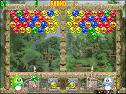 Puzzle Bobble 4 PC Game