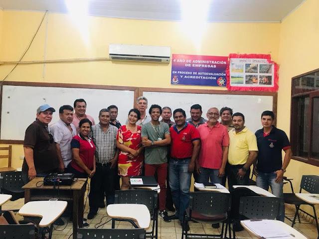 Campus Guajará-Mirim oferta curso de escrita científica para professores bolivianos