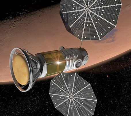 tito going to mars - photo #24