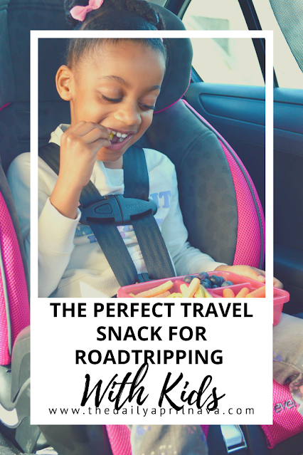 The Perfect Travel Snack for Road Tripping With Kids  - TheDailyAprilnAva. Sensible Portions Sea Salt Garden Veggie Straws, the perfect travel snack for road tripping with kids.  Spring, summer travel, traveling with family.