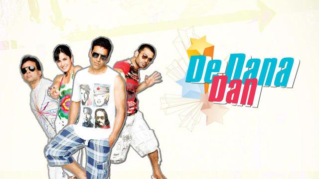 De Dana Dan 2009 Full Hd Bollywood Full Movie Online Play & Download (Orignal Print)