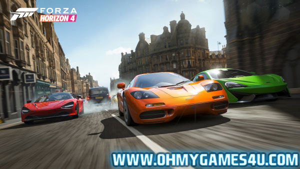 Forza Horizon 4 For PC - OH MY GAMES