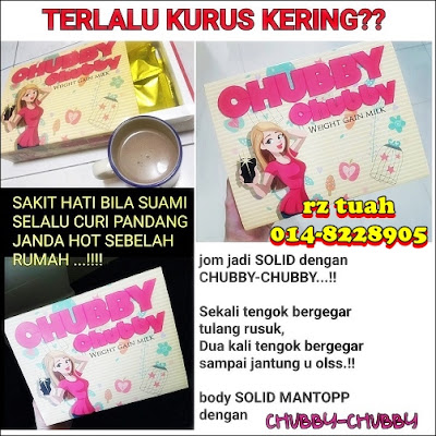 chubby chubby weight gain milk