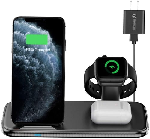 Intoval Apple Wireless Charging Station