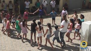 CEOP promoveu manhã recreativa no bairro São José em Picuí, assista