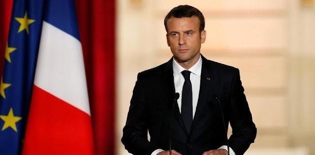 Pakai Bahasa Arab, Emmanuel Macron Berupaya Klarifikasi Pernyataannya