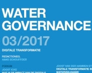 foto cover tijdschrift Water Governance