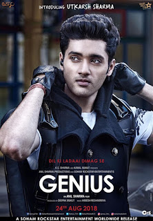 Genius Budget, Screens & Box Office Collection India, Overseas, WorldWide