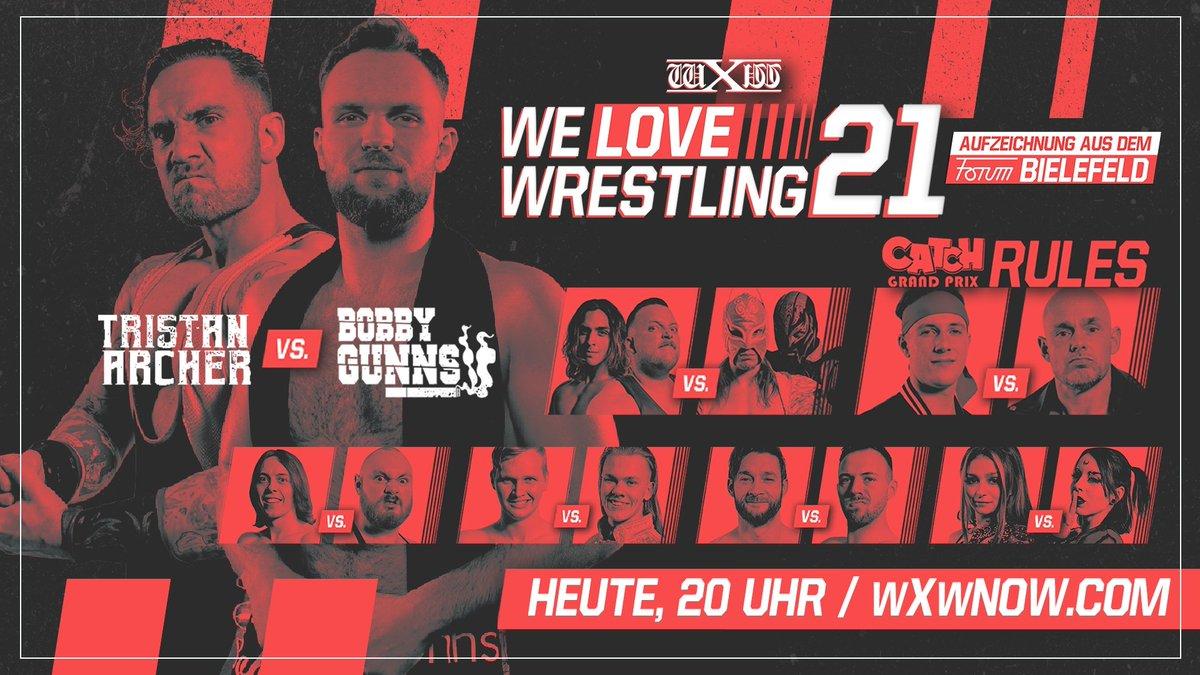 Cobertura: wXw We Love Wrestling (03/09/2021) – Lembranças!