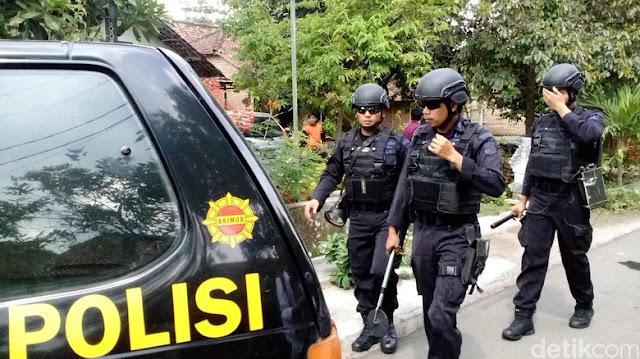 Austraria Peringatkan Pemerintah RI Akan Ada Serangan Teroris di Indonesia