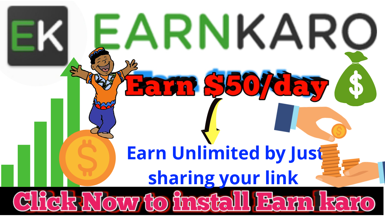 EarnKaro review and download
