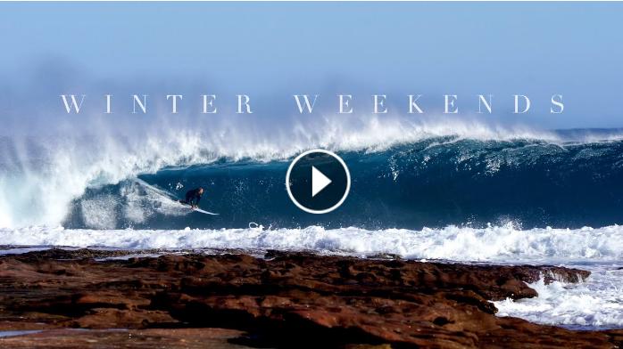 WINTER WEEKENDS - A WEST AUS SURF FILM