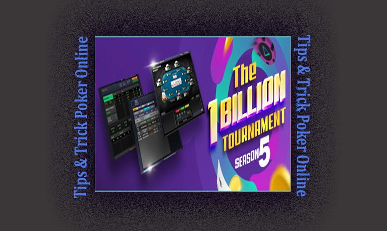 IDNPoker | [Event] Poker Turnament 1 MILYAR - Periode 5 IDNPoker