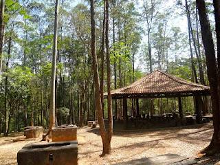 Parque Anhanguera - Área de piquenique