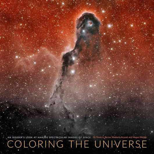 Coloring the Universe: How Beautiful Astronomical Images are Made