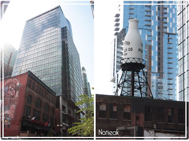 building Montréal