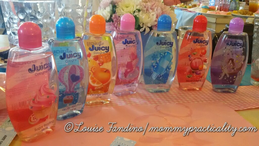 Juicy Cologne Bloggers' Day
