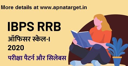 IBPS RRB prelims & Mains Syllabus