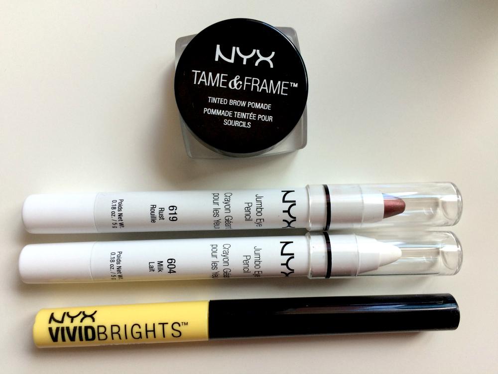 NYX Jumbo Eye Crayon Rust and Milk