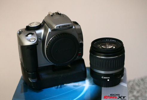 The Loonie Photography Page: Test of Time Review: Canon EOS