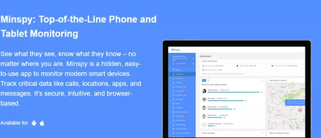 Minspy Review - The Most Popular Phone Monitoring App