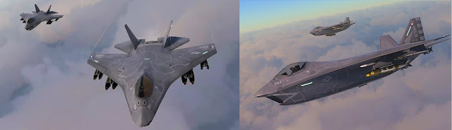 Joint Strike Fighter X-32 X-35
