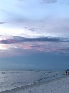 Cape San Blas at Sunset