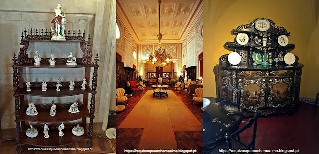 Interior, Palácio da Pena