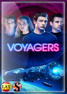 Voyagers (2021) HD 1080P LATINO/INGLES