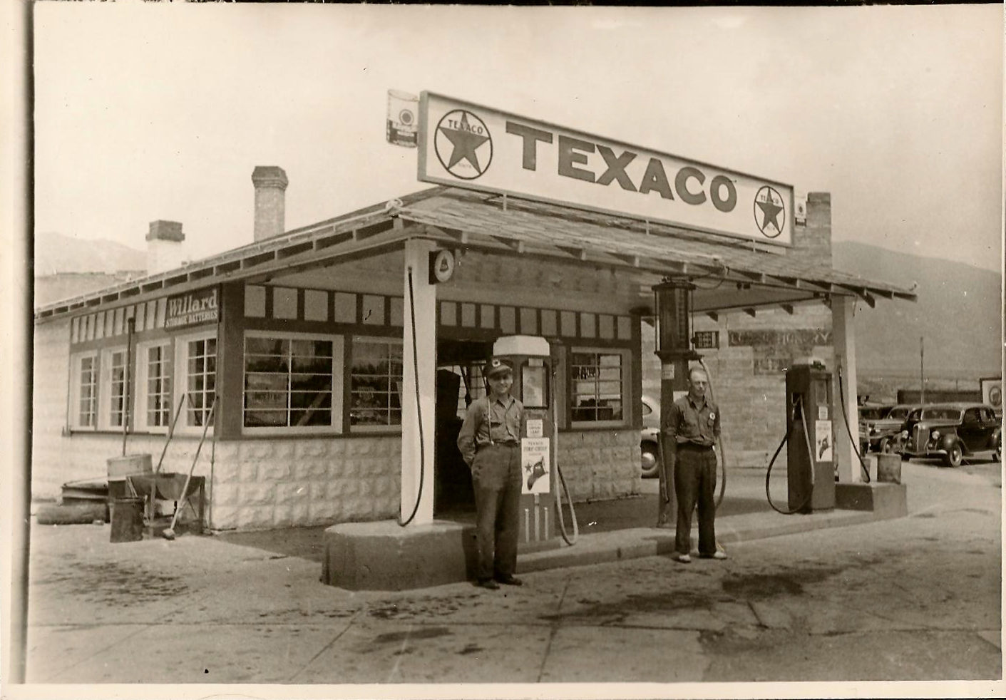 List of Synonyms and Antonyms of the Word: texaco history