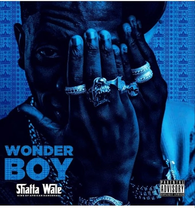 """Shatta Wale To Release The """"WonderBoy"""" Album  In October"""