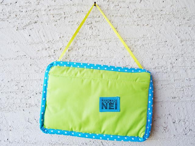 """Handmade Nel: Табелка от плат с името """"Никола"""""""