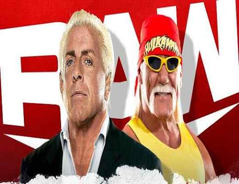 Repetición Wwe Raw 4 de Enero de 2021 Full Show
