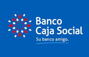 Certificado de Cuenta Banco Caja Social 2021