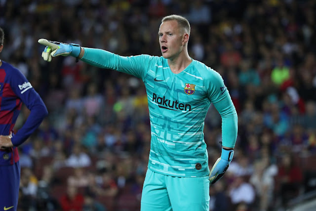 Marc-Andre ter Stegan, ter Stegan wants to leave his mark at Barcelona, ter Stegan ready for Clasico, You never know - Ter Stegen tight-lipped over Barcelona future