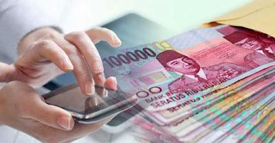 transaksi hutang piutang, pinjam uang