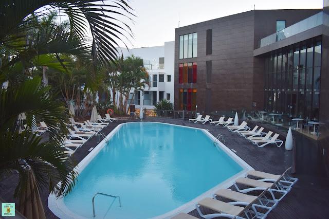 Hotel R2 Bahía Playa en Tarajalejo, Fuerteventura