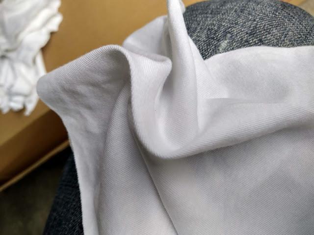 vải trắng tấm khổ rộng