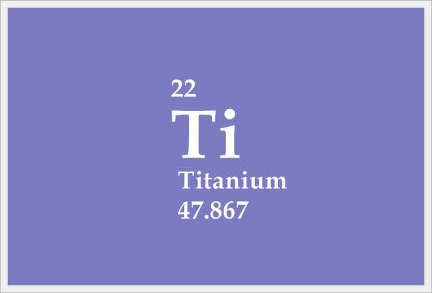 टाइटेनियम